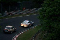 Scuderia Offenbach Porsche 997 GT3 Cup : Matthias Weiland, Harald Weiland, Michael Klein, Antoine Feidt; Team DMV e.V. Honda Accord Type R : Bruce Trenery, Scott Morton, Nigel Edwards