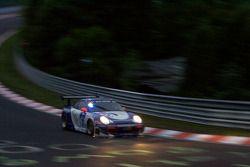 Manthey Racing Porsche 911 GT3-MR : Armin Hahne, Christian Haarmann, Jochen Krumbach, Pierre Kaffer