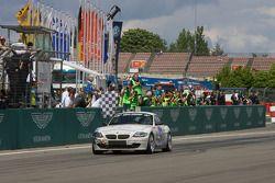 Schirra Motoring BMW Z4 : Peter Nico Enders, Markus Oestreich, Henry Walkenhorst, Peter Enders rempo