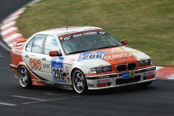 BMW M3 E46 : Timo Schupp ; Werner Gusenbauer ; Andreas Herwerth