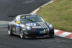 Porsche 997 GT3 Cup : Stefan Kohlstrung, Nicolai Wahl, Wolfgang Drabiniok, Klaus Elm