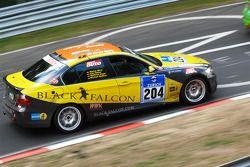 Sartorius Team Black Falcon BMW 325i E90 : Alexander Böhm ; Matthias Unger ; Marian Winz