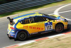 #112 SEAT Deutschland GmbH Seat Leon Supercopa: Thomas Marschall;Sebastian Stahl;Florian Gruber;Hara