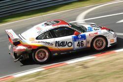 #46 AGON Motorsport Porsche 997 GT3 Cup: Jörn Schmidt-Staade;Stefan Peters;Michael Schaal;Andreas Eberhardt