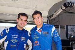 Luis Schiavo and Daniel Morad