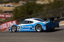 #01 Ganassi Telmex Lexus Riley: Scott Pruett, Memo Rojas