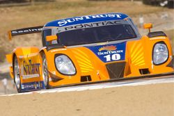 #10 SunTrust Racing Pontiac Dallara: Max Angelelli, Michael Valiante