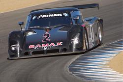 #2 SAMAX BMW Riley: Ryan Daziel, Henri Zogaib