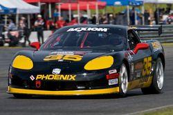 #35 Phoenix Performance Inc. Corvette: Andrew Aquilante, John Heinricy, Don Knowles
