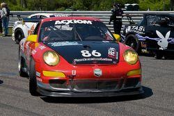 #86 Farnbacher Loles Racing Porsche GT3 Cup: Leh Keen, Eric Lux