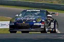 #65 TRG/Riegel Autosport Porsche 997: John Potter, Craig Stanton