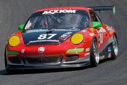#87 Farnbacher Loles Racing Porsche GT3 Cup: Dominik Farnbache, Dirk Werner