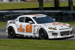 #69 SpeedSource Mazda RX-8: Emil Assentato, Jeff Sega