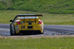 #06 Banner Racing Pontiac GXP.R: Jan Magnussen, Ron Fellows