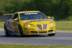 #07 Banner Racing Pontiac GXP.R: Kelly Collins, Paul Edwards