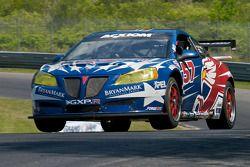 #57 Stevenson Motorsports Pontiac GXP.R: Andrew Davis, Robin Liddell