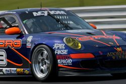 #68 TRG Porsche GT3 Cup: Bryan Sellers, RJ Valentine, Andy Lally