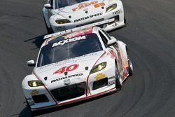 #40 Hyper Sport Mazda RX-8: Tim Pappas, Joe Foster