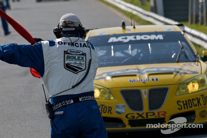 #07 Banner Racing Pontiac GXP.R: Kelly Collins, Paul Edwards