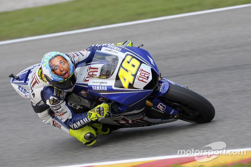 2008: Valentino Rossi (Yamaha)