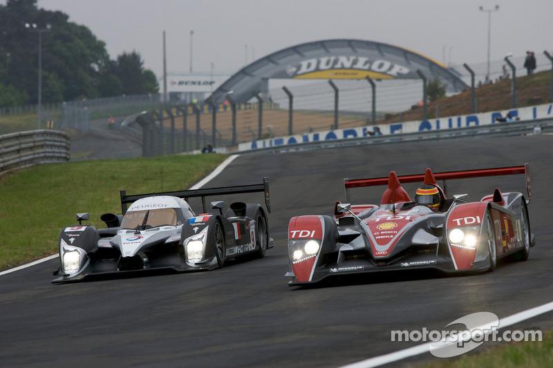 2008 - Team Peugeot Total #9