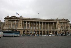 FIA Place de la Concorde headquarters in Paris