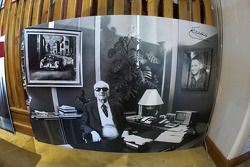 Enzo Ferrari photo
