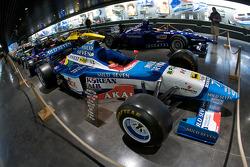 Formula One area: Benetton B197