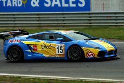 #15 JD by Astromega Lamborghini Gallardo: Danny De Laet, Tim Verbergt