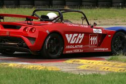 #111 AD Sport Lotus 2 Eleven: Harry Steegmans, Philip Daniels