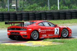 Scuderia Monza Ferrari F430 GT3 : Frank Thiers, Hans Thiers