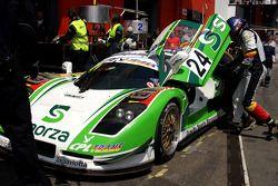 Gravity Racing International Mosler MT 900 : Anthony Kumpen, Bert Longin