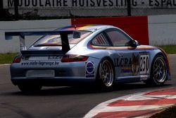 #250 First Motorsport Porsche 997 GT3 Cup: Niels Lagrange, Pascal Nelissen Grade