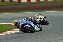 Valentino Rossi and Alex De Angelis