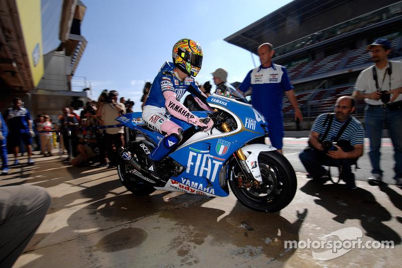 GP de Catalogne 2008 - Yamaha (MotoGP)