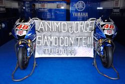 Message to Jorge Lorenzo