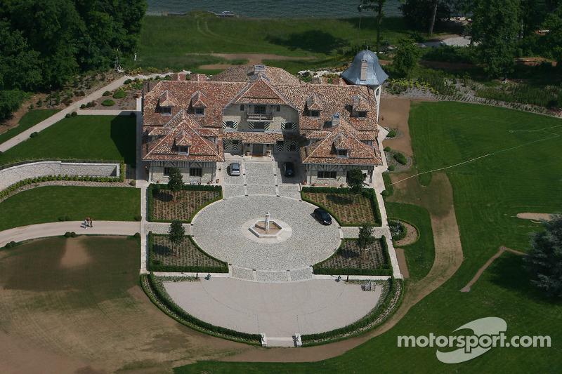 Visit Of Michael Schumachers House In Gland Switzerland