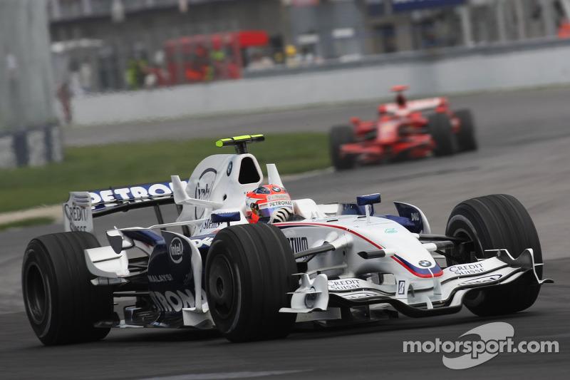Роберт Кубица, BMW Sauber – Гран При Канады 2008 года
