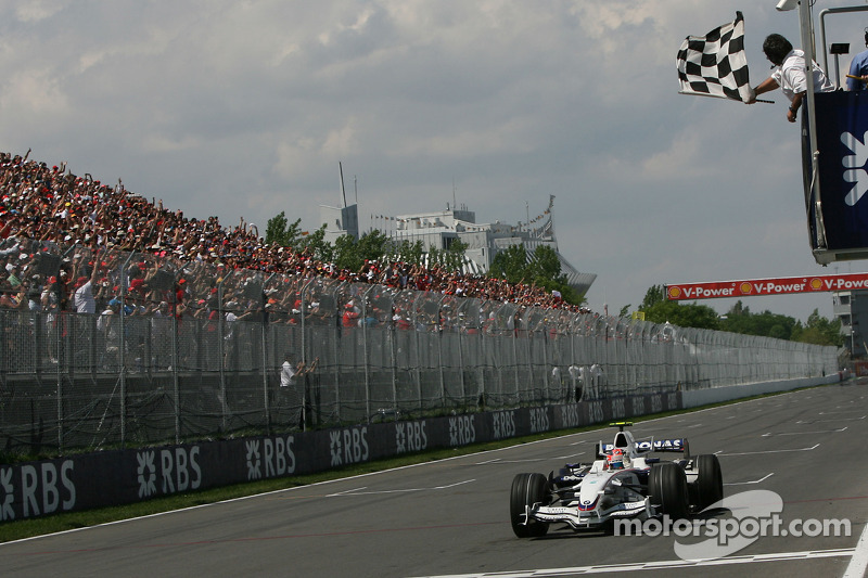 Grand Prix Kanady 2008, Robert Kubica, BMW Sauber