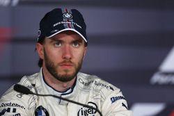 Nick Heidfeld, BMW-Sauber