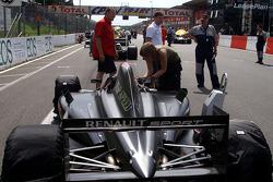 Jens Renstrup's Dallara Renault