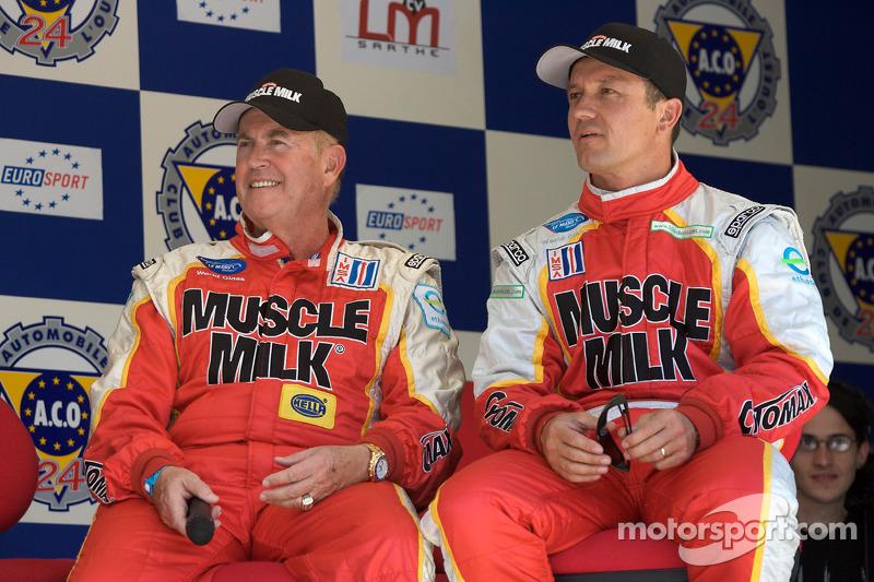 Greg Pickett and Klaus Graf