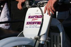 Robbie Kneivel's bike