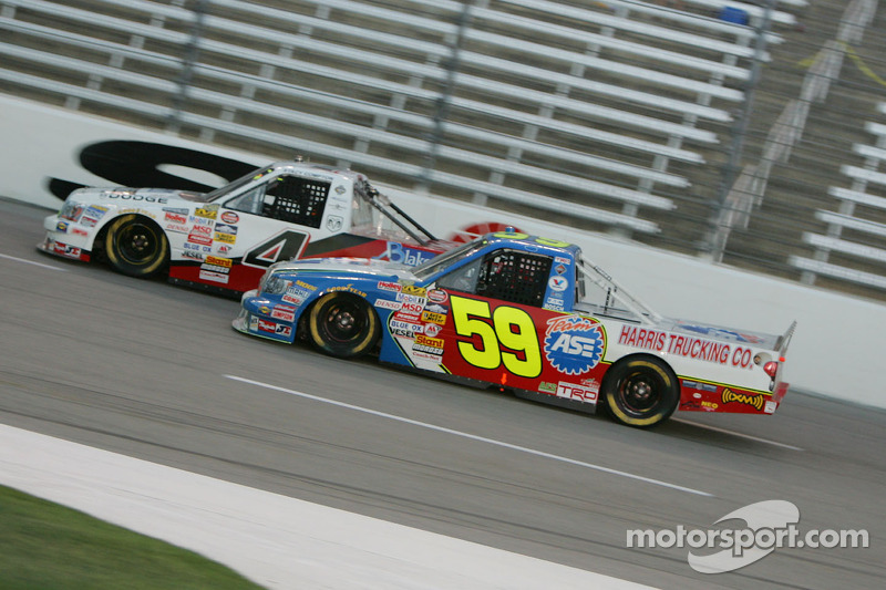 Stacy Compton and Ted Musgrave