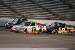 Shelby Howard, T.J. Bell and Kyle Busch