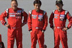 Terramos Courage Mugen : Yojiro Terada, Kazuho Takahashi, Hiroki Katoh