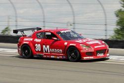 Racers Edge Motorsports Mazda RX-8 : Jonathan Bomarito, Jameson Riley, Craig Stone