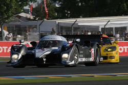标致道达尔车队9号标致908 HDi-FAP赛车:克里斯蒂安·克莱恩、弗兰克·蒙塔吉尼、里卡多·宗塔