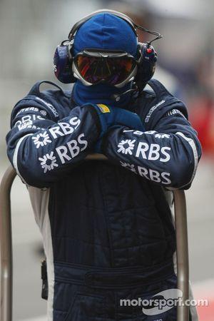 WilliamsF1 Team mechanic