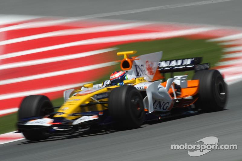 Juni 2008: Romain Grosjean